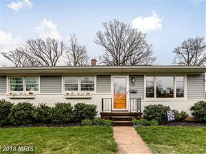 Photo of 417 MONTEMAR AVE, BALTIMORE, MD 21228 (MLS # BC10219087)