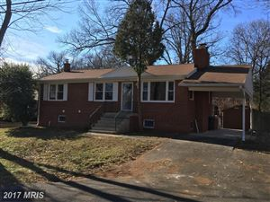 Photo of 8501 ROSE MARIE DR, FORT WASHINGTON, MD 20744 (MLS # PG10123087)