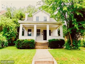 Photo of 4012 NORFOLK AVE, BALTIMORE, MD 21216 (MLS # BA10265089)