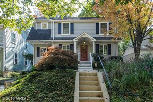 Photo of 3404 TURNER LN, CHEVY CHASE, MD 20815 (MLS # MC9792090)