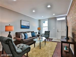 Photo of 1212 TOWSON ST, BALTIMORE, MD 21230 (MLS # BA10137096)