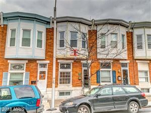 Photo of 633 LINWOOD AVE S, BALTIMORE, MD 21224 (MLS # BA10133098)