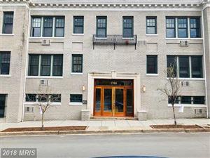 Photo of 1708 NEWTON ST NW #304, WASHINGTON, DC 20010 (MLS # DC10214099)