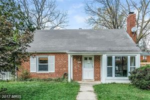 Photo of 313 LADSON RD, SILVER SPRING, MD 20901 (MLS # MC10113101)