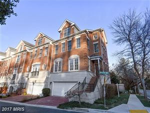 Photo of 8501 HALSTON WAY, BETHESDA, MD 20814 (MLS # MC10120102)