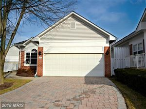 Photo of 9934 MIDDLE MILL DR #58, OWINGS MILLS, MD 21117 (MLS # BC10137103)