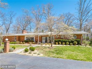 Photo of 7401 BULL RUN DR, CENTREVILLE, VA 20121 (MLS # FX10219104)