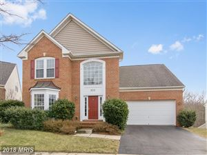 Photo of 322 TANNERY DR, GAITHERSBURG, MD 20878 (MLS # MC10133105)