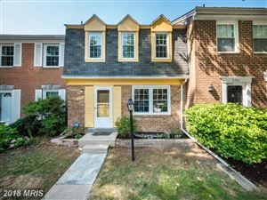 Photo of 5739 FLAGFLOWER PL, COLUMBIA, MD 21045 (MLS # HW10280106)