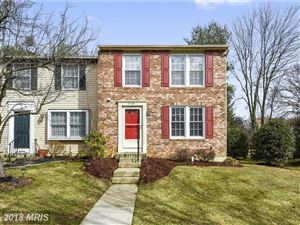 Photo of 17149 MOSS SIDE LN #8, OLNEY, MD 20832 (MLS # MC10158106)