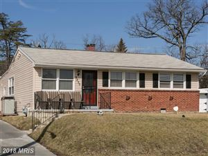 Photo of 3200 RICHWOOD AVE, BALTIMORE, MD 21244 (MLS # BC10164107)