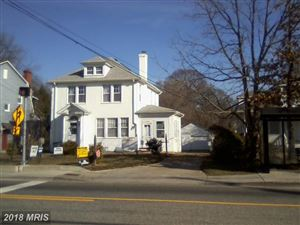 Photo of 1108 WEST ST, ANNAPOLIS, MD 21401 (MLS # AA10159108)