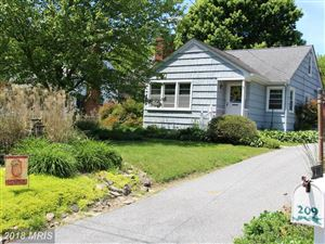 Photo of 209 CHOPTANK AVE, EASTON, MD 21601 (MLS # TA10186109)