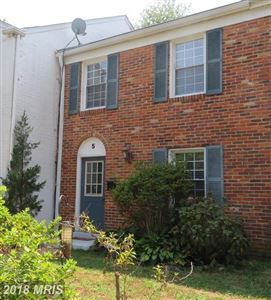 Photo of 5 DORCHESTER DR, ANNAPOLIS, MD 21403 (MLS # AA10319111)