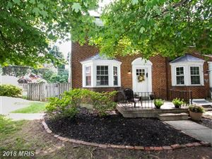 Photo of 6417 BLENHEIM RD, BALTIMORE, MD 21212 (MLS # BC10324112)