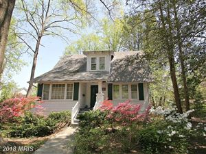 Photo of 604 FULTON AVE, FALLS CHURCH, VA 22046 (MLS # FA10249113)