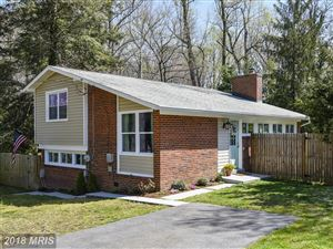 Photo of 204 1ST ST, ANNAPOLIS, MD 21401 (MLS # AA10214114)