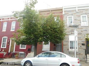 Photo of 412 MONTFORD AVE N, BALTIMORE, MD 21224 (MLS # BA10320114)