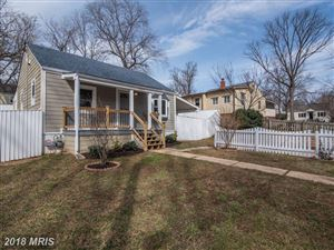 Photo of 4303 IVY GLEN RD, SILVER SPRING, MD 20906 (MLS # MC10160115)