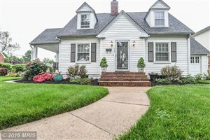 Photo of 106 13TH ST W, FREDERICK, MD 21701 (MLS # FR9655118)