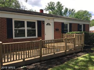 Photo of 814 IVYDALE AVE, REISTERSTOWN, MD 21136 (MLS # BC10251120)