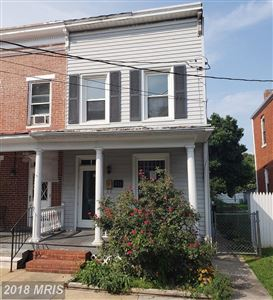 Photo of 321 MADISON ST, FREDERICK, MD 21701 (MLS # FR10322120)