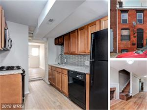 Photo of 209 CENTRAL AVE S, BALTIMORE, MD 21202 (MLS # BA10320121)