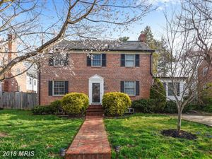 Photo of 3107 CUMMINGS LN, CHEVY CHASE, MD 20815 (MLS # MC10200121)