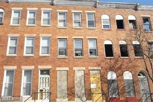 Photo of 720 21ST ST, BALTIMORE, MD 21218 (MLS # BA8327122)