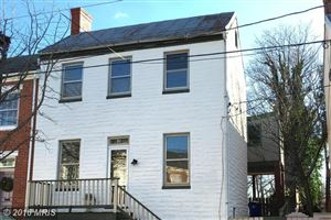 Photo of 34 4TH ST, FREDERICK, MD 21701 (MLS # FR9582122)