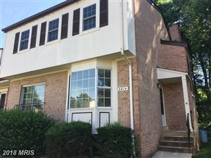 Photo of 3814 TREMAYNE TER #22, SILVER SPRING, MD 20906 (MLS # MC10290123)