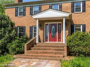 Photo of 17808 OCTOBER CT, ROCKVILLE, MD 20855 (MLS # MC10245124)