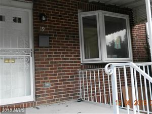 Photo of 19 BERNICE AVE, BALTIMORE, MD 21229 (MLS # BA10135125)