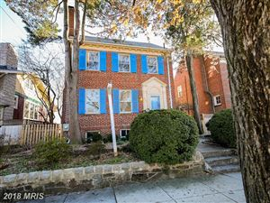 Tiny photo for 710 BUTTERNUT ST NW, WASHINGTON, DC 20012 (MLS # DC10167125)