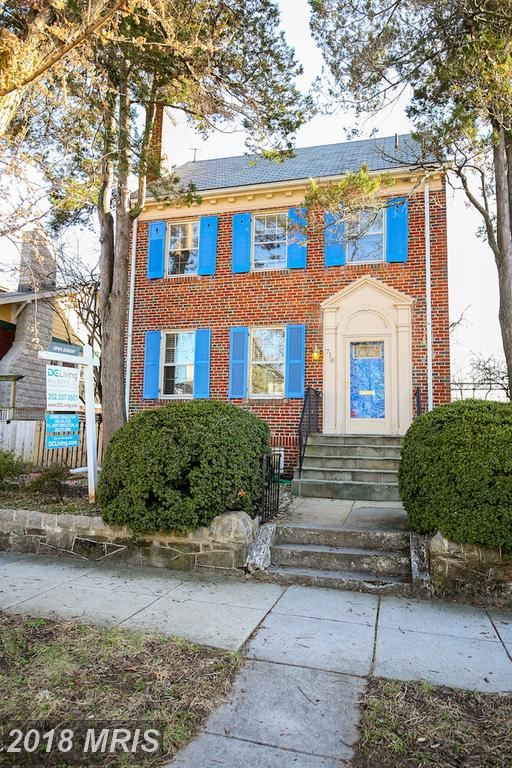 Photo for 710 BUTTERNUT ST NW, WASHINGTON, DC 20012 (MLS # DC10167125)