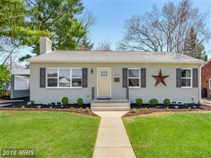 Photo of 612 BIGGS AVE, FREDERICK, MD 21702 (MLS # FR10217127)