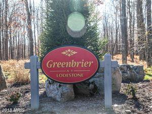 Tiny photo for GREENSTONE WAY, MC HENRY, MD 21541 (MLS # GA9806127)