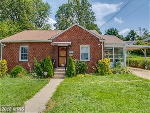 Photo of 11311 GALT AVE, SILVER SPRING, MD 20902 (MLS # MC10325128)