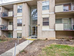 Photo of 3819 SAINT BARNABAS RD #103, SUITLAND, MD 20746 (MLS # PG10123128)