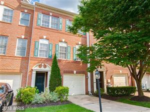 Photo of 8442 PAMELA WAY #91, LAUREL, MD 20723 (MLS # HW10232129)