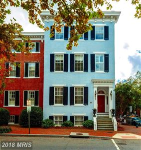 Photo of 2928 P ST NW, WASHINGTON, DC 20007 (MLS # DC10055130)