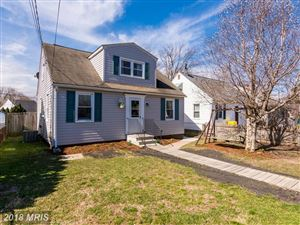 Photo of 304 3RD AVE SE, GLEN BURNIE, MD 21061 (MLS # AA10185131)