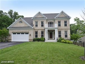 Photo of 8241 IDYLWOOD RD, VIENNA, VA 22182 (MLS # FX10308131)