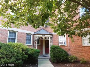 Photo of 2302 COLSTON DR #C-102, SILVER SPRING, MD 20910 (MLS # MC10293131)