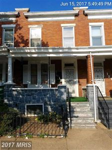Photo of 1213 POTOMAC ST N, BALTIMORE, MD 21213 (MLS # BA10104132)