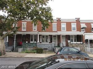 Tiny photo for 1213 POTOMAC ST N, BALTIMORE, MD 21213 (MLS # BA10104132)