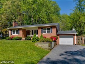 Photo of 11958 PARK HEIGHTS AVE, OWINGS MILLS, MD 21117 (MLS # BC10225132)