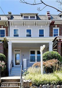 Photo of 608 EMERSON ST NW, WASHINGTON, DC 20011 (MLS # DC10138134)