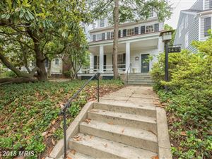 Photo of 3407 LOWELL ST NW, WASHINGTON, DC 20016 (MLS # DC10265138)