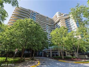 Photo of 5610 WISCONSIN AVE #406, CHEVY CHASE, MD 20815 (MLS # MC10312141)